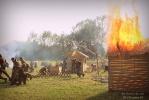 Bitwa o Most Biskupice Radłowskie- fotorelacja z 4 dni