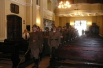 Msza Pułkowa 2009