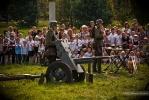Żywa lekcja historii - Mistrzejowice w Krakowie 2012
